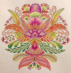 """#fertig #staedtler #farbstifte #tropical #wonderland #tropicalwonderland #milliemarotta #colouring #book #elvanagyerekhajatszik """