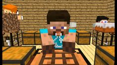 Now the Students must learn how to Craft in order to survive in the Wild world of Minecaft. Music, credits and information: about the students: http://www.ho...