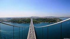 Resultado de imagen para imagenes de el puente Sultan Mehmet