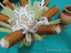 Milho Assado para Oxóssi Coco, Vegetables, Mystic Arts, Mantra, Blog, Religion, Faith, Google, Roasted Corn