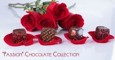 François Payard's Passion Chocolate Collection New York City and Las Vegas locations