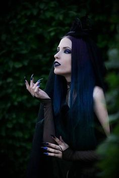 A page were you can see that goth can still mean beautiful . A place to be Goth and proud.