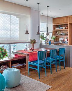 Inspire-se com as 72 fotos de projetos de varandas gourmet decoradas em apartamentos. Confira!
