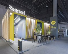 Reggiani is currently showcasing its new identity at prestigious trade show Light + Building 2016 in Frankfurt. Read more about the rebrand and stand here.
