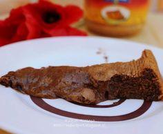 Receita Delícia de Chocolate e Manteiga de Amendoim por ralabaca - Categoria da receita Bolos e Biscoitos