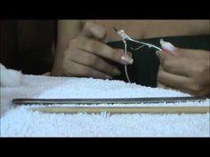 Como fazer as unhas em casa por Lisi