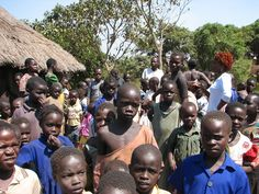 Villages of Hope were designed to provide love and shelter to orphaned and abandoned children in Sub-Saharan Africa.