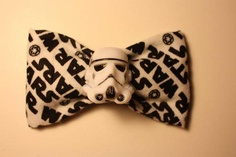 · Star Wars bow tie ·