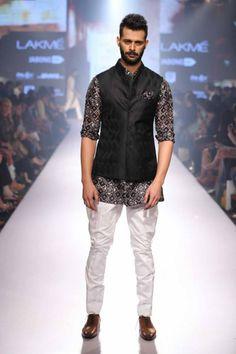 Raghavendra Rathore - Lakme Fashion Week 2015