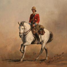 afd Civil War Art, Crimean War, Andalusian Horse, Knights Templar, Military Art, Old Art, American Civil War, British History, Warfare