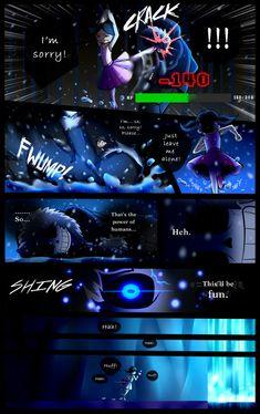Reminiscence: Undertale Fan Comic Pg. 38 by Smudgeandfrank
