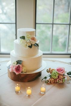 Perfect! Love everything about this cake!