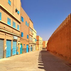 The streets of #Tiznit #Morocco