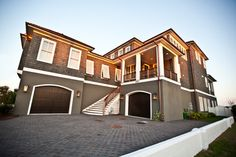 New Construction - Beach House - Atlantic Beach, NC - tropical - exterior - raleigh - Andrew Roby General Contractors