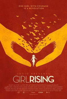 9 niñas, 9 historias, 9 destinos que sólo pueden transformarse mediante la educación. Acá mi reseña de @girlrising. tmblr.co/ZBm6Nm1q1FSIl