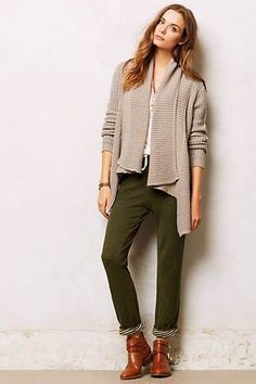 Anthropologie Ardara Joggers Loungers Pants Size S, By Saturday Sunday, Green