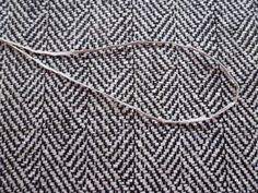 11 shaft plaited twill