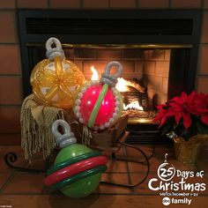 Deck the halls tonight and watch #ABCFamily's #25DaysofChristmas with Miracle on 34th Street starting @ 9:30pm/8:30c! See more of #365DaysofBalloons on Facebook, Twitter, Instagram and Pinterest!