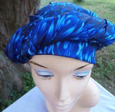 Beautiful Two Tone Blue Hanging Curls