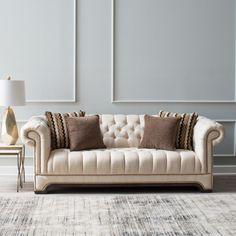 Belham Living Barron Fabric Sofa | Jet.com
