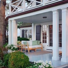 Covered patio perfection by #sawyerberson