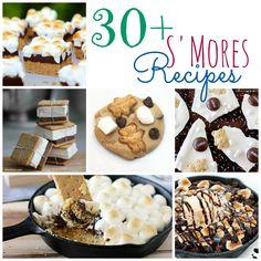 Best Smores Recipes | Baking Beauty #recipe #smores #dessert