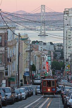 Visiter San Francisco, Baie De San Francisco, San Francisco City, San Francisco Travel, San Francisco California, San Francisco Chinatown, Living In San Francisco, San Francisco At Night, San Francisco Skyline