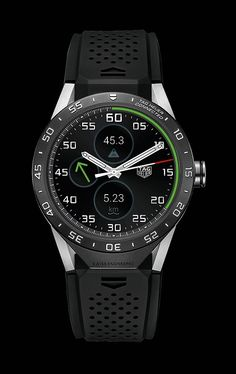 TAG Heuer Launches TAG Heuer Connected Smartwatch with Intel & Google | WatchTime - USA's No.1 Watch Magazine