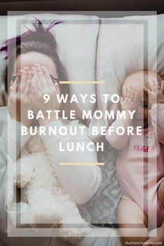 Mommy burnout can strike at anytime and sometimes you can get stuck in the never ending loop. Knowing ways to combat mommy burnout will help you not get stuck in the continuous loop. Gentle Parenting, Parenting Advice, Baby Bottle Tooth Decay, Baby Toothbrush, Bedtime Routine, Sleepless Nights, Baby Grows, New Moms, New Baby Products