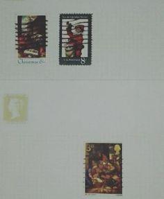 Selos de Inglaterra #presepiosjj #presepios #coleção
