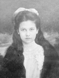 YOUNG PRINCESS SOPHIE VON HOHENBERG ARCHDUCHESS FRANZ FERDINAND OF AUSTRIA