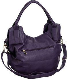 Purple Laurel Sunset   Fallbrook   Cross-Body Convertible Hobo Bag   Handbags  Amazon.com 779bc1cd01f7d