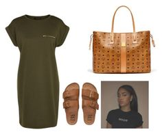 """""""School Pt4"""" by yungjazzyhoe ❤ liked on Polyvore featuring Billabong and MCM"""