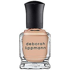 Deborah Lippmann - Nail Lacquer - Sheer  in Naked #sephora