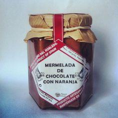Mermelada de chocolate con naranja Sales, Chutneys, Deli, Chocolate, Coffee, Drinks, Food, Homemade Jelly, Desserts