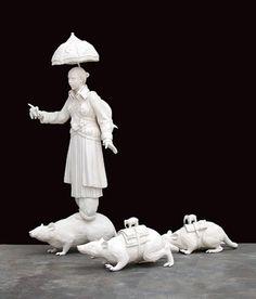Tricia Cline's Porcelain Utopia