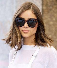 Elegant Shoulder Length Layered Bob Haircuts 2018 for Women