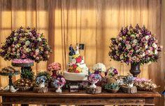 flores para casamento rustico - Pesquisa Google