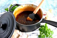 Homemade sauce is always better, and you can't beat this 10 Minute Teriyaki Sauce! Chances are, you'll have everything you need right in your pantry! Homemade sauce recipes is something all of us home cooks should have on hand. Best Teriyaki Sauce, Gluten Free Teriyaki Sauce, Chicken Teriyaki Sauce, Teriyaki Chicken Skewers, Homemade Teriyaki Sauce, Homemade Sauce, Best Seafood Recipes, Easy Chicken Recipes, Honey And Soy Sauce