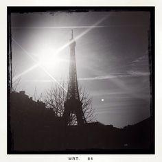 Parijs in de vroege ochtend!