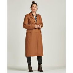 whkmp's GREAT LOOKS coat met wol, Camel Winter Coats, Camel, Blazer, Jackets, Fashion, Down Jackets, Moda, Fashion Styles, Blazers