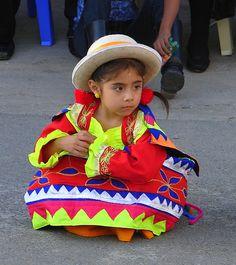 Title  Little Peruvian Dancer   Artist  Lew Davis   Medium  Photograph - Photograph