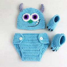 Features: Super-cute and comfortable baby costume Crochet baby photography props Material: Cotton Age: months baby Crochet For Boys, Knitting For Kids, Baby Knitting, Crochet Photography Props, Photography Outfits, Newborn Photography, Outdoor Photography, Children Photography, Crochet Crafts