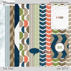 PDW-June Color Challenge (freebie)