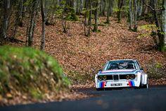 Tour Auto 2012 - BMW 3.0 l CSL - Those colors never get old