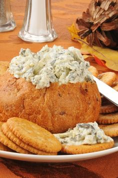 Best Spinach Dip Ever Recipe - No Cooking!