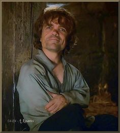 """S4-E4 (4/24/2014): The one and only Peter Dinklage as """"Tyrion"""" - flawless!"""