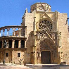 Valencia Cathedral   Utrip #Valencia #travel
