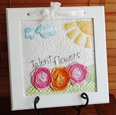 talent flowers