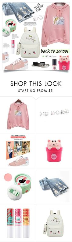 """YesStyle Polyvore Group """" Show us your YesStyle """" by mahafromkailash on Polyvore featuring mode, Elf Sack, Holika Holika, The Face Shop and Etude House"""